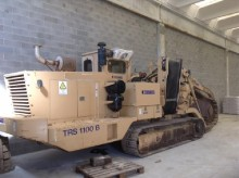 Tesmec trencher drilling, harvesting, trenching equipment TRS-1100 B