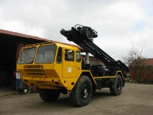 Renault drilling, harvesting, trenching equipment used drilling vehicle