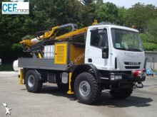 Teredo DC 206 drilling, harvesting, trenching equipment new drilling vehicle