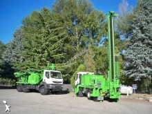 Teredo HD 622 drilling, harvesting, trenching equipment