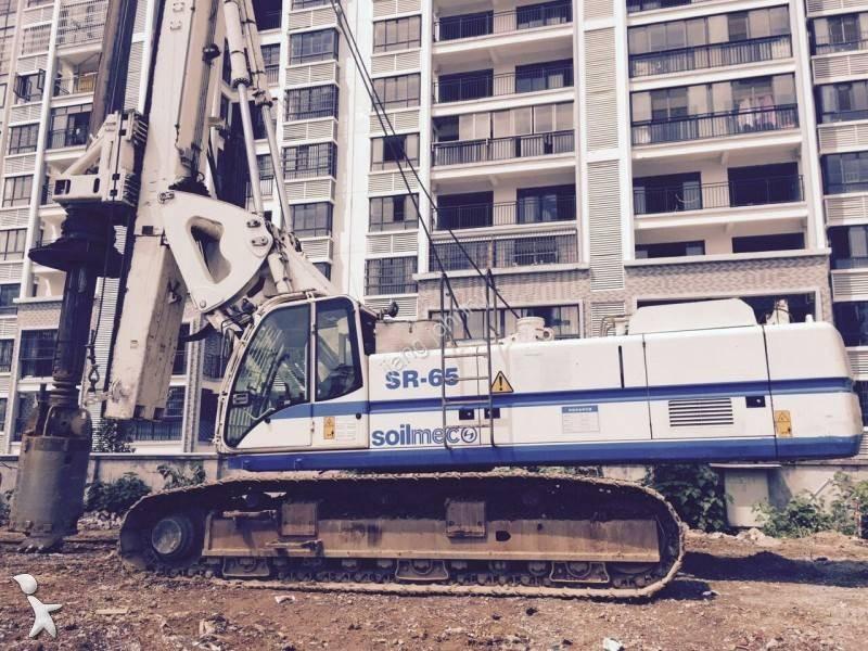 View images Soilmec SR65 drilling, harvesting, trenching equipment