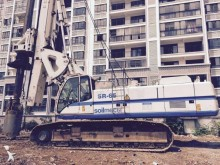 Soilmec SR65 drilling, harvesting, trenching equipment