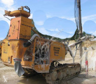 Tamrock Zoomtrak DHA drilling, harvesting, trenching equipment