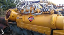 Wamet WPS-140 drilling, harvesting, trenching equipment