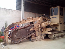 Tesmec trencher drilling, harvesting, trenching equipment