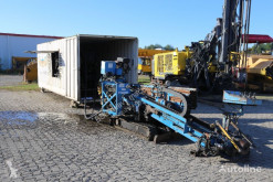 Tractotechnik drilling vehicle drilling, harvesting, trenching equipment