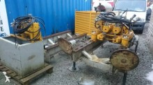 Wamet WPS-50 drilling, harvesting, trenching equipment