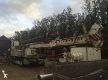 CMV drilling vehicle drilling, harvesting, trenching equipment