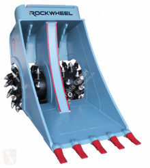 Rockwheel CB30 drilling, harvesting, trenching equipment