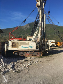 Casagrande C20 drilling, harvesting, trenching equipment used
