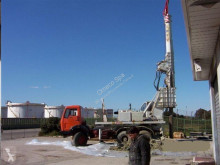 IMT 802 drilling, harvesting, trenching equipment used