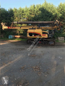 MAIT HR45 drilling, harvesting, trenching equipment used
