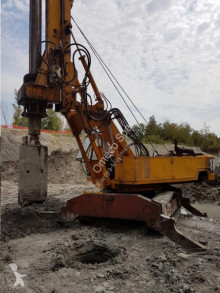 Trivelsonda TMT40 drilling, harvesting, trenching equipment used