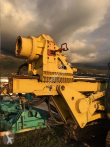 CMV TH1435 drilling, harvesting, trenching equipment used