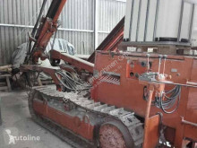 Demag drilling vehicle drilling, harvesting, trenching equipment CR50 HD