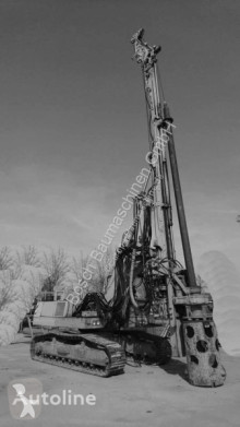 Delmag RH0610 drilling, harvesting, trenching equipment used drilling vehicle
