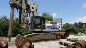 forage, battage, tranchage Soilmec SR60