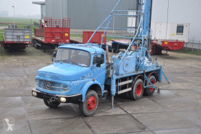 Drilling vehicle drilling, harvesting, trenching equipment Mercedes 2624 -