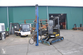 Mitsubishi drilling vehicle drilling, harvesting, trenching equipment 3.5 ton