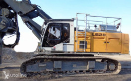 Liebherr drilling vehicle drilling, harvesting, trenching equipment LB28