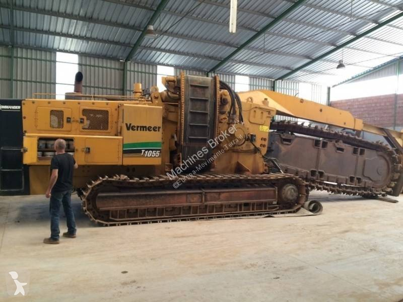 View images Vermeer T1055 Commander 3 T1055 III drilling, harvesting, trenching equipment