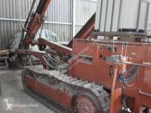 Trivellazione, battitura, tranciatura carrello perforatore Demag CR50 HD