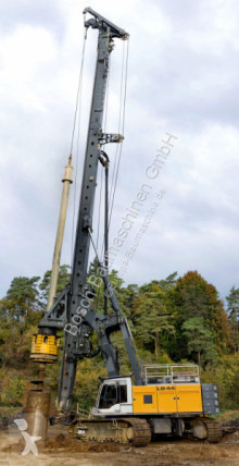 Liebherr drilling vehicle drilling, harvesting, trenching equipment LB44