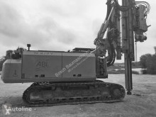 ABI TM pile-driving machines drilling, harvesting, trenching equipment TM14/17