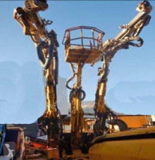 Atlas drilling vehicle drilling, harvesting, trenching equipment Rocket Boomer 352S