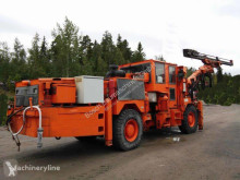 Tamrock drilling vehicle drilling, harvesting, trenching equipment Para 360 Boomer / Tunnelbohrgerät