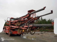 Tamrock Axera DT12 Boomer / Tunnelbohrgerät drilling, harvesting, trenching equipment used drilling vehicle