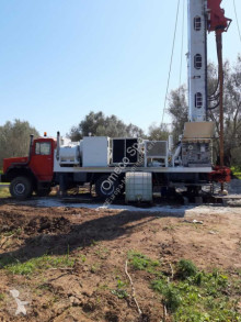 MR3500 drilling, harvesting, trenching equipment used