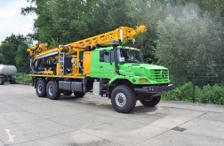 Mercedes Zetros 3343 Drill / Forage nieuw boormachine