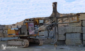 Liebherr R900 / Tamrock drilling, harvesting, trenching equipment used drilling vehicle