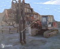 O&K drilling vehicle drilling, harvesting, trenching equipment RH6 Tamrock