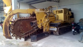 Vermeer trencher drilling, harvesting, trenching equipment