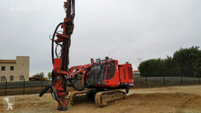 Sandvik drilling, harvesting, trenching equipment