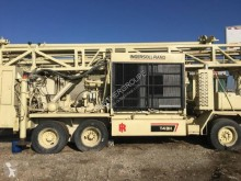 Ingersoll rand T4BH drilling, harvesting, trenching equipment