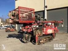 EGT VD700 drilling, harvesting, trenching equipment
