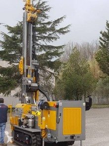 Teredo drilling vehicle drilling, harvesting, trenching equipment DC 3.9