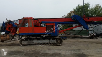 Soilmec CM48 drilling, harvesting, trenching equipment used