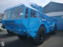 Haulotte drilling vehicle drilling, harvesting, trenching equipment