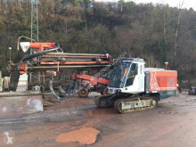 Sandvik DP 1500 i drilling, harvesting, trenching equipment