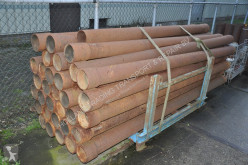 Pipe boorbuis 165mm x 3000 totaal 99 meter équipement forage, battage, tranchage occasion