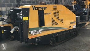 Vermeer D20X22 drilling, harvesting, trenching equipment
