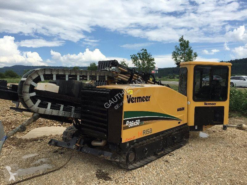 View images Vermeer Foreuse horizontale type D36x50 série II drilling, harvesting, trenching equipment