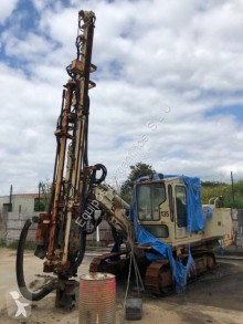 Ingersoll rand XL635 drilling, harvesting, trenching equipment