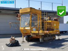 Hausherr drilling vehicle drilling, harvesting, trenching equipment HBM 80 -1S Good undercarriage - CAT 3306 engine