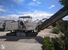 Wirtgen trencher drilling, harvesting, trenching equipment