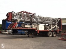 Bonne Espérance FBE3 drilling, harvesting, trenching equipment